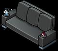 Black Designer Couch sprite 008
