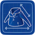 Blueprint Motorcycle Jacket icon