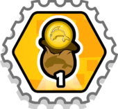 Cave Coins stamp icon