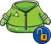 Celadon Alien Costume icon