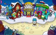 Centro fiesta de puffles 2014