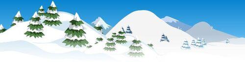 Club Penguin landscape