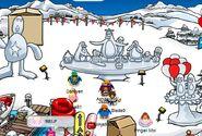 Dock snow3
