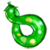 Green berry icon