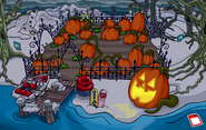 Halloween Party 2011 Dock