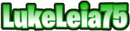 LukeLeia75 font
