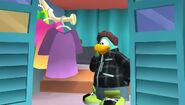 PenguinInDisneyShop