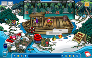 Adventure Party Dock!!
