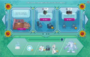 Frozen Fever Party 2015 interface page 2