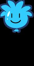Globo de Puffle Celeste icono