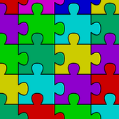 Jigsaw Background