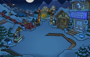 Operation Puffle Ski Village