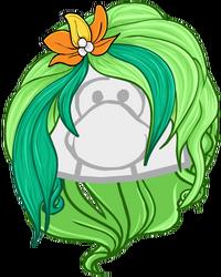 Peinadito en Verdes icono