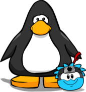 Puffle Hats ninjamask player card