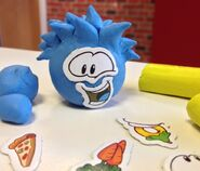 Puffle mr slumpy