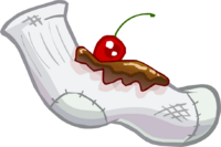 Sock Puffle Food