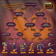 Test de Star Wars Rebels Club Penguin