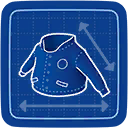 Blueprint Alumni Jacket icon
