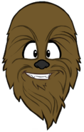 Chewbacca Mask icon