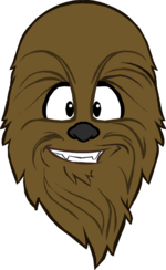 Chewbacca Mask icon