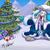 Fondo de Una HerMORSA Navidad 2014
