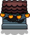 Haunted House Wall sprite 008