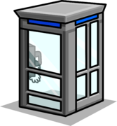 Telephone Box sprite 004