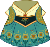 Anna's Birthday Dress icon