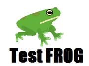 Frog sprite