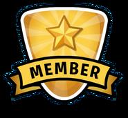 Memberbadge