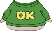 Squishy Costume clothing icon ID 4867