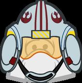 X-wing Helmet clothing icon ID 1642