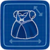 Blueprint Royal Dress icon