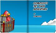 Comoica's Jetpack Adventure