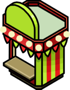 Feed-a-Puffle Booth icon