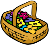 Flower Basket clothing icon ID 341