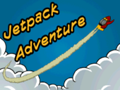 Jet Pack Adventure DS title