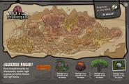 Mapa prehistoria 2013