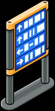 Pantalla de Vuelos (partidas) icono