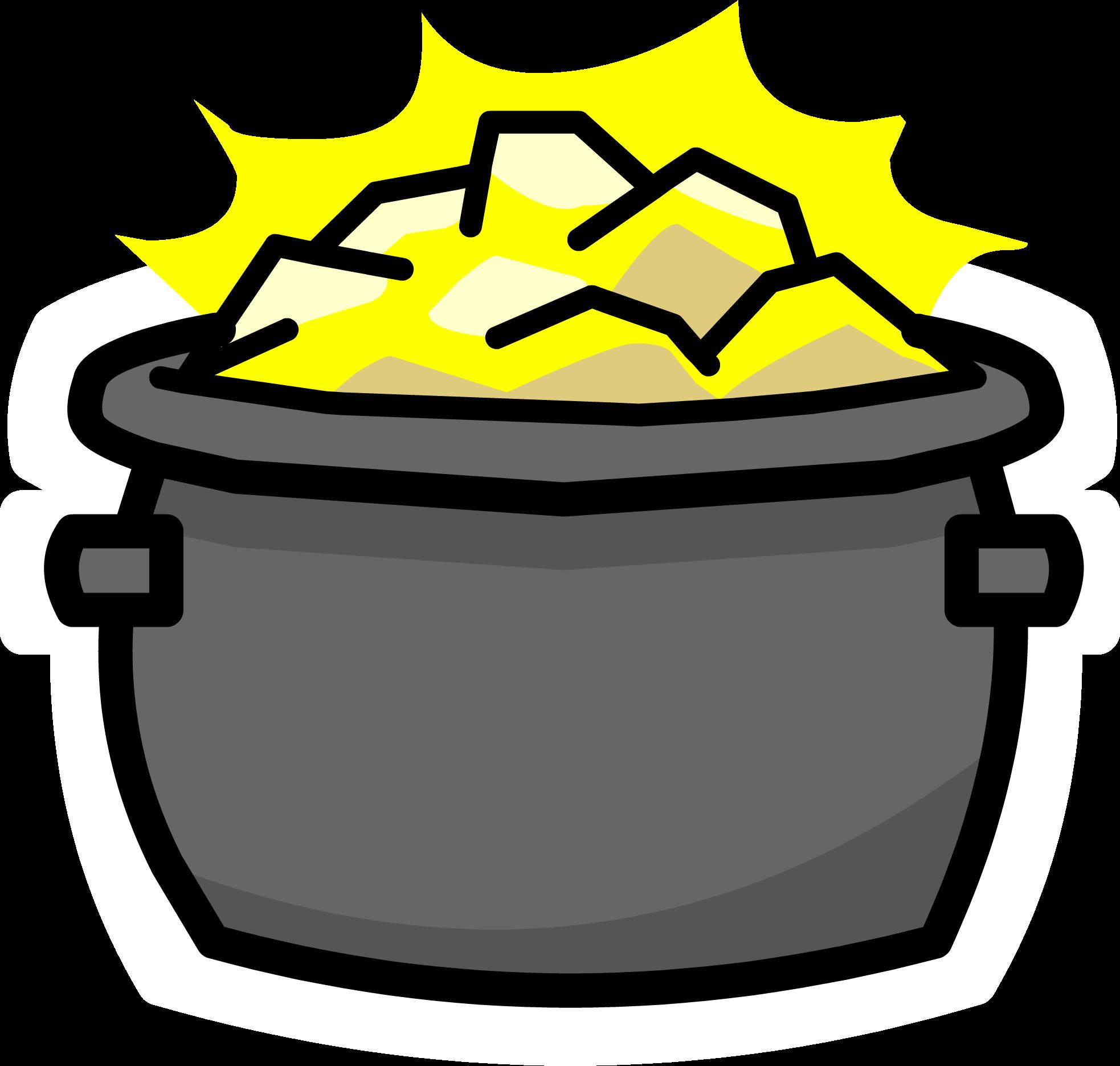 Pot O Gold pin Club Penguin Wiki FANDOM powered by Wikia