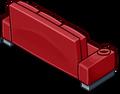 Red Designer Couch sprite 023