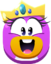 Emoji Princess with Crown