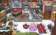 Fiesta de Zootopia Cafetería