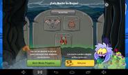 Interfaz Fiesta de Noche de Brujas 2016 App 7