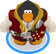 Master Pirate Outfit in-game