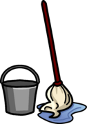 Mop & Bucket sprite 002