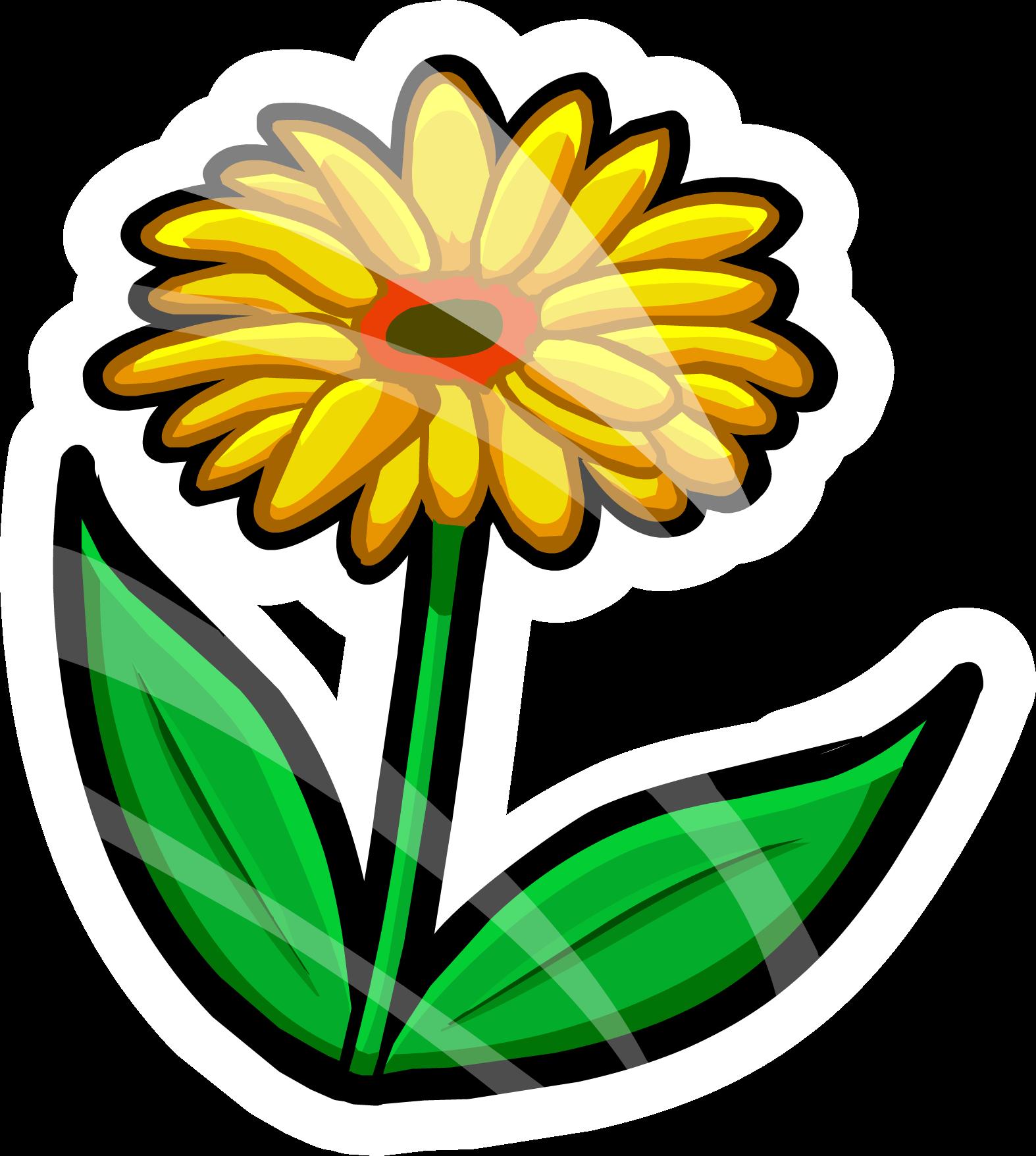 Spring flower pin club penguin wiki fandom powered by wikia spring flower pin mightylinksfo
