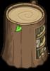 Stump Bookcase sprite 052