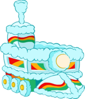 The Rainbow Zephyr
