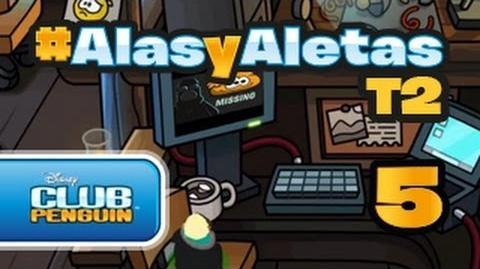 Alasyaletas - Operación Puffle 3 El gran final Club Penguin oficial